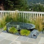 The Sky Below small water features water sculpture design stone fountains